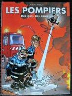 BD LES POMPIERS - 1 - Des Gars Des Eaux - BE - Rééd. 2016 - Books, Magazines, Comics