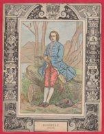 Protége Cahier Ancien Fin XIXéme Collection Artistes ; Savants ; Patriotes . ROUSSEAU - Schutzumschläge