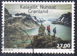 2016 - GROENLANDIA / GREENLAND - LE STAGIONI / SEASONS - USATO / USED. - Greenland