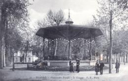 42 - Loire -  ROANNE - Promenade Populle - Le Kiosque - Roanne
