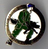 Pin's Compagnie De Fusiliers Marins De Lorient - Marine Nationale - Militares