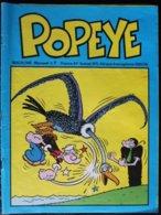 MAGAZINE BD POPEYE - 7 - De L'oseille Pour Des épinards - BE - EO 1981 - Magazines Et Périodiques