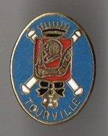 Pin's Du Croiseur Tourville - Marine Nationale - Militaria