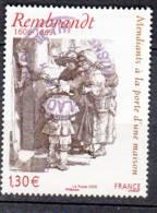 France 2006 Serie Artistique Rembrandt N°YT 3984 - France