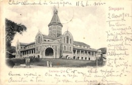 Singapour Singapore - Teutonia Club 1902 (Stengel & Co, German Club) - Singapour