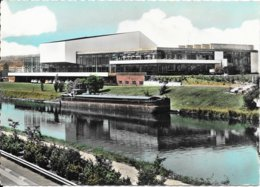Saarbrücken - Kongresshalle (thème Pêniche - Canal) - Saarbrücken