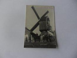 O.l.v Waver Molen Fotokaart - Sint-Katelijne-Waver