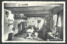 1.1 // CPA - VIRTON - Musée Gaumais - Vieille Cuisine Gaumaise - Nels  // - Virton
