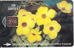 FRENCH POLYNESIA - Les Monettes, CN : C471, Tirage %20000, 08/94, Used - Französisch-Polynesien