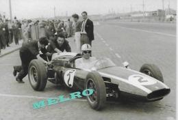 "Portugal - Porto Circuito Da Boavista IX Grande Prémio De Portugal 1960 - ""Jack Brabham Em Cooper Climax T53. - Passenger Cars"