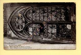 51. REIMS - Le Reste D'un Vitrail (voir Scan Recto/verso) - Reims