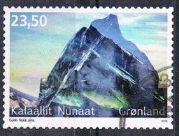 2018 - GROENLANDIA / GREENLAND - MONTAGNA / MOUNTAIN - USATO / USED. - Groenlandia
