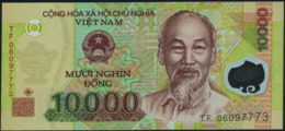 VIETNAM Viet Nam - 10.000 Dong 2006 {Polymer} UNC P.109 A - Viêt-Nam