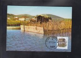 REPUBLIC OF MACEDONIA, 2011, CARTE MAXIMUM, MICHEL 609 - TOWNS-DOJRAN ** - Mazedonien