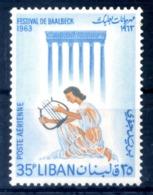 1963 LIBANO SET MNH ** - Libano
