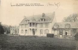 SAINT HERBLAIN CHATEAU DE LA BOURGONNIERE - Saint Herblain