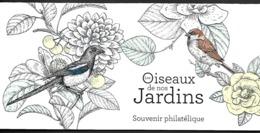 Bloc Souvenir N°143-143A,  Les Oiseaux De Nos Jardins, Hors Blister N++ - Blocs Souvenir