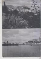 Imperia Porto Maurizio Panorama 1949  Vg - Imperia