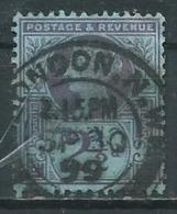 Timbre Angleterre Obliteration London 1899 - 1840-1901 (Viktoria)