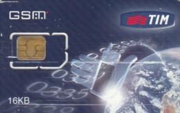 GSM WITH CHIP - TIM (PK2872 - [2] Handy-, Prepaid- Und Aufladkarten