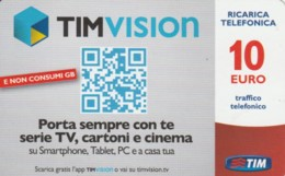 RICARICA- ITALIA TIM (PK2437 - [2] Sim Cards, Prepaid & Refills