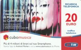 RICARICA- ITALIA TIM (PK2440 - [2] Sim Cards, Prepaid & Refills