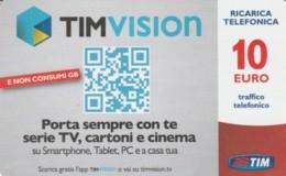 RICARICA- ITALIA TIM (PK2442 - [2] Sim Cards, Prepaid & Refills