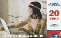 RICARICA- ITALIA TIM (PK2446 - [2] Sim Cards, Prepaid & Refills