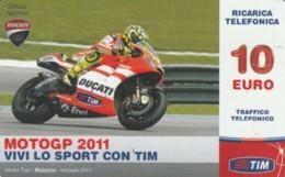 RICARICA- ITALIA TIM (PK2466 - Cartes GSM Prépayées & Recharges