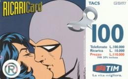RICARICA- TIM 7 LUG2000 (PK2706 - [2] Sim Cards, Prepaid & Refills