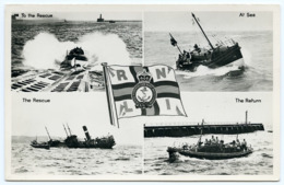 RNLI : LIFEBOATS - MULTIVIEW - Ships
