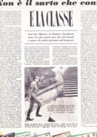 (pagine-pages)MAURICE DE BOSDARI   Epoca1951/38. - Boeken, Tijdschriften, Stripverhalen