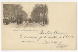 75-39 - Paris - Boulevard Saint-Michel - Otros