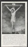 Eusebia Leclercq-nieuwkerke 1854-1935-gehuwd Ghesquière - Devotion Images