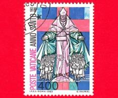 VATICANO - 1983 - Usato - Anno Santo Straordinario - Il Papa E Il Popolo - 400 - Vatican