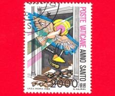 VATICANO - 1983 - Usato - Anno Santo Straordinario - A Colomba Dello Spirito Santo - 2000 - Vatican