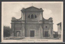 Litta Parodi - Chiesa Parrocchiale         (C435) - Alessandria