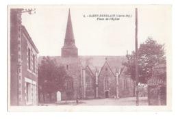 (25041-44) Saint Herblain - Place De L'Eglise - Saint Herblain