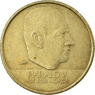 Monnaie, Norvège, Harald V, 10 Kroner, 1995, TTB, Nickel-brass, KM:457 - Noruega