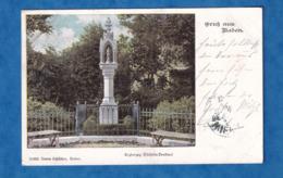 CPA De 1900 - BADEN Bei WIEN - Meierei Im Schloss Doblhoff - RARE - Baden Bei Wien