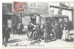 Saint-Amant-Tallende - Arrivée De L'Automobile, 1905 - Otros Municipios