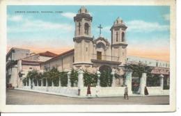 Cristo Church, Havana, Cuba, Roberts & Co. Unused (D56) - Sonstige