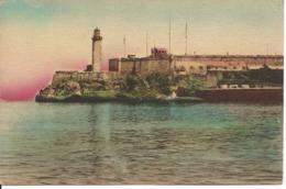 Castillo Del Morro, Habana, Cuba, Sunny Scenes, Unused (D57) - Sonstige