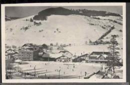 CPSM. France. Megève. Savoie. 1113 M. La Patinoire. Circulé. Photo Véritable. - Megève