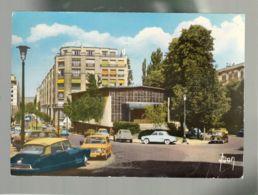 CP - 92 - Neuilly - Place De Bagatelle - Citroën DS - Neuilly Sur Seine