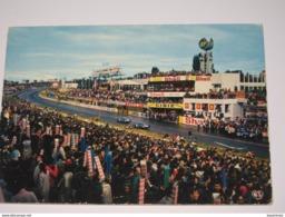 LOG1 * Vente Directe  Les 24 Heures Du Mans  Passage De Voiture  Shell Cibié Esso Bp - Le Mans
