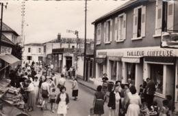85 La TRANCHE SUR MER  Rue Principale Années 1950 - La Tranche Sur Mer