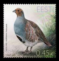 Estonia 2013 Mih. 757 Fauna. Bird Of The Year. Partridge MNH ** - Estonia