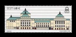 Estonia 2013 Mih. 771 Estonia Theatre And Concert House MNH ** - Estonia