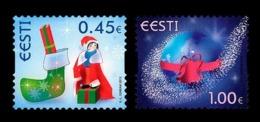 Estonia 2013 Mih. 778/79 Christmas MNH ** - Estonia